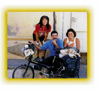 lyn with family from trinidad cuba
