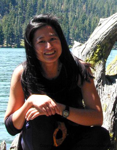lynette at Suttle Lake